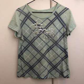 Y2K Ben Sherman t shirt