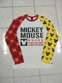 mickey mouse&baby doll,,pit 19 labuh 26..