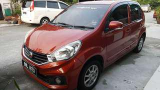 Perodua MYVI ICON G SPEC 1.3 MANUAL