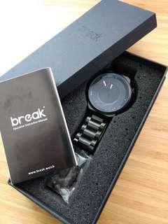 🚚 break® Watch (Photographer / Camera-Inspired Watch)