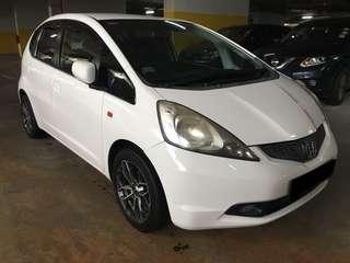CHEAP CAR FOR RENT $55 PER DAY WEEKDAYS HONDA FIT (P PLATE WELCOME)