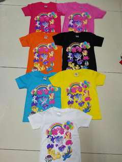 My little pony Tshirt