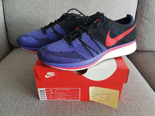 Below retail Brand New 100% Authentic Nike Flyknit Trainer US9.5/UK8.5