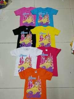 Princess Bella Kids Tshirt