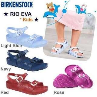 Birkenstock EVA for Kids  💯% Authentic