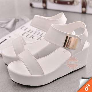 🔥Ready Stock🔥Women Korean Stylish Wedges