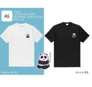 🚚 (Preorder) We Bare Bears Tshirt (Uni Sex)