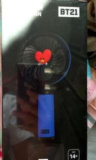 BT21 Tata Handy Fan