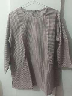 Stripes Blouse Milo