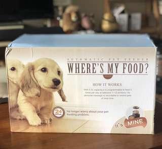 🚚 In stock - Automatic Pet Feeder Program Digital Display Cat Dog Food Dispenser 5.5L perfect dinner Voice Recording