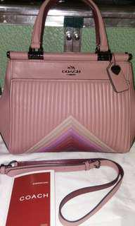 Coach Selena Gomez 2 way Authentic