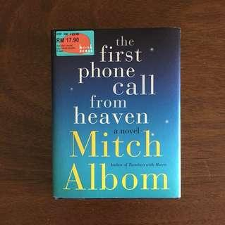 The First Phone Call From Heaven Mitch Albom #under90