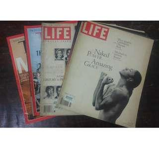 FREE Rare issues of LIFE AND TIME if you buy 2 photo books