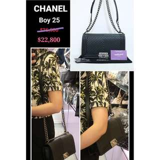 Chanel CC Logo Black Leather Chain Shoulder Hand Bag Handbag 香奈兒 ... 239be1729e5a0