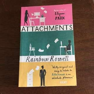 Attachments Rainbow Rowell #under90
