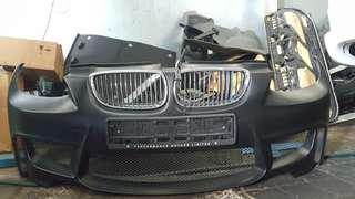 M3 bodyparts front end in excellent condition