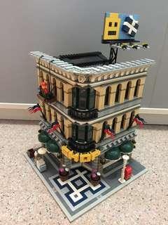 Used Lego 10211 Grand Emporium