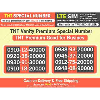 TNT PROMO For Business good Number other Globe Smart
