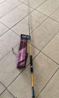 Abu Garcia Ocean Project 2 Jigging rod