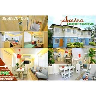 HOUSE AND LOT (rent to own) ANICA HOUSE
