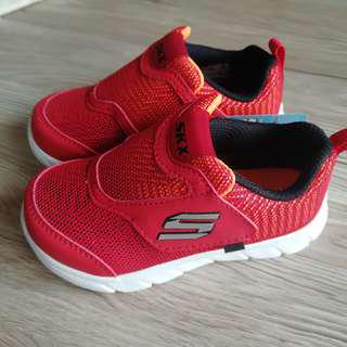 Original Toddler Boys Skechers Shoes Size US8 Readystock