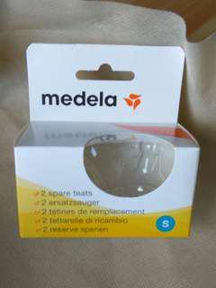 Medela Spare Teat S 2pcs BNIB BNIP Brand New