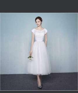 3965ec39b911 White Maxi dress, Women's Fashion, Clothes, Dresses & Skirts on ...