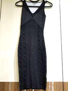 GUESS AUTHENTIC BODY FIT DRESS