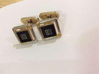 Vintage Givenchy cuff links