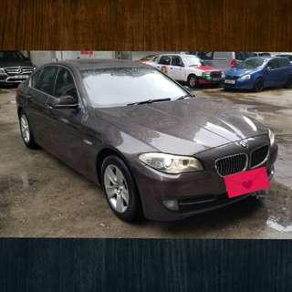 BMW 535I A 2011/2012 啡色/啡籠