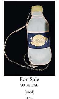 soda bag and milk bag