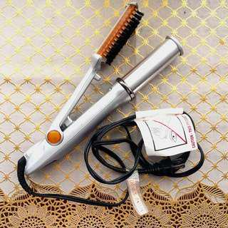 Authentic IN STYLER Hair Curler / Straightener