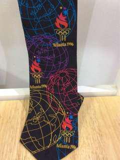 Atlanta 1996 Olympic Games necktie