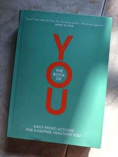 The book of you by Jamie Oliver