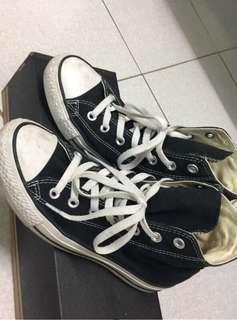 🚚 Converse 經典高筒帆布鞋