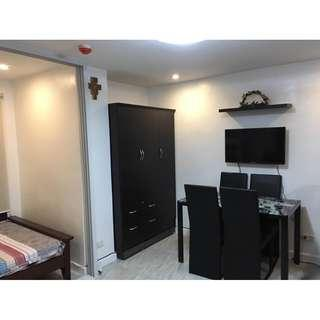 Furnished Studio Unit for Rent in Ortigas
