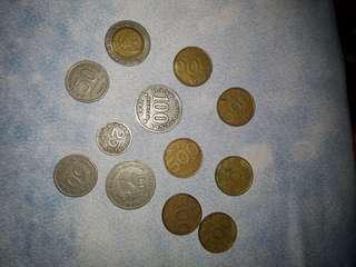 uang jadul uang kuno