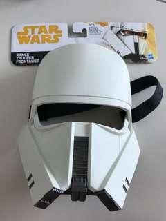 #Under90 Star wars range trooper mask