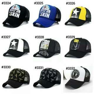 Most Popular Designed Caps