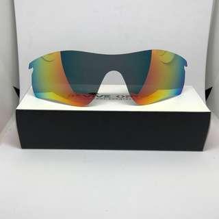 e5fc55217d RADARLOCK Fire Red POLARIZED Revive Optics REPLACEMENT LENSE for Oakley  Radarlock Sunglasses