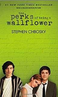 Perks of being a wallflower (10/10 condition)