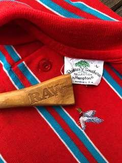 Vintage Raintree Southern Collection by Hampton Polo Shirt