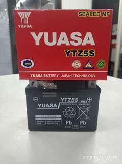 Yuasa YTZ5S