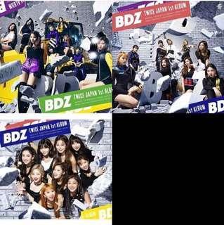 [MY GO] TWICE - BDZ (Japanese Release)