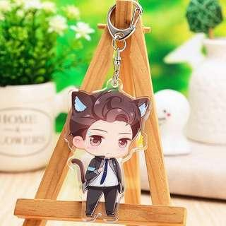 Detroit: Become Human Double-sided Acrylic Keychains [Neko]