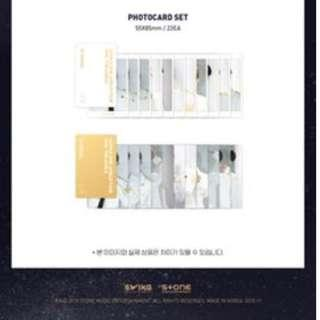 [LOOSE] Wanna One Kihno Video PC Set