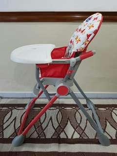 Chicco Baby High Chair (6mths above)