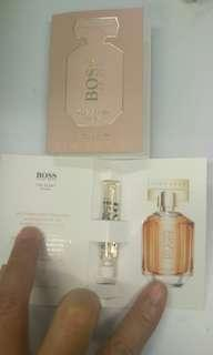 Termurah!!! Hugo The Scent Vial Perfume