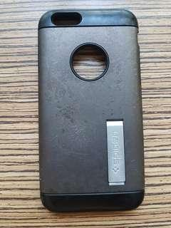 Spigen Iphone 6 case for free
