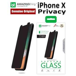 AMAZINGTHING 3D Fully Covered Privacy Glass